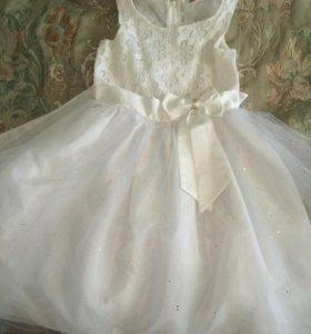 Платье на выпускной 8-12 лет