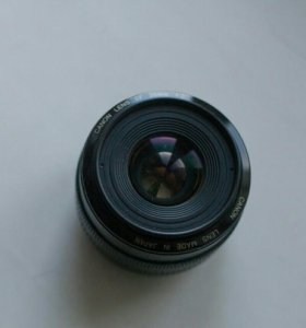Canon 35mm F/2.0