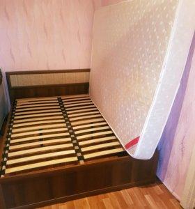 Кровать 2-ух спальняя