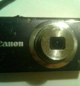 Б/у Фотоаппарат canon powershot a2300 hd