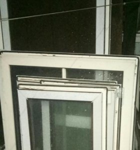 двери и окна.пластиковые