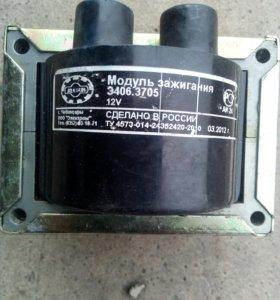 Модуль (катушка) зажигания ДВС 406