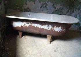 Бесплатны вывезем ванны батареи