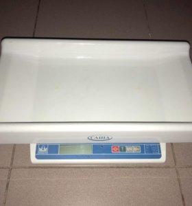 Весы детские «САША»
