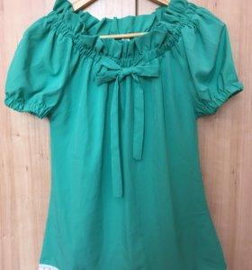 💫 Новая блуза 👚
