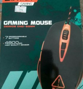 GAMING MOUSE DEIMOS CND - SGM4 CANYON