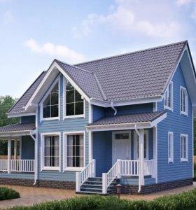 Строительсьво каркасных домов