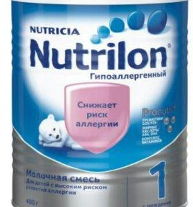 Смесь нутрилон 1 гипоаллергенная