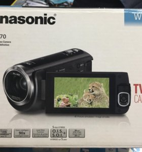 Видеокамера Panasonic HC-W570