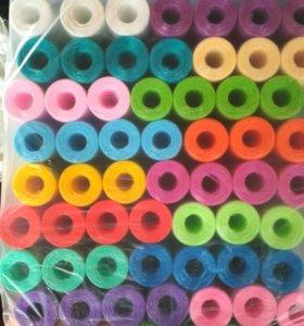 Нить для вязания полипропиленовая