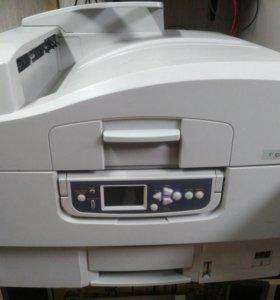 Лазерный принтер OKI 9650 формат А3