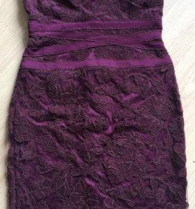Tadashi Shoji шикарное коктейльное платье новое