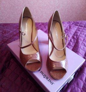 Продам новые туфли Карло Пазолини