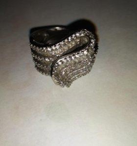 Серябряное кольцо