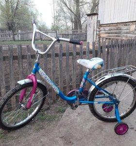 Подрастковый велосипед