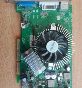 Видеокарта AGP 6600GT