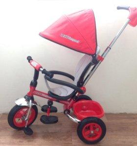 Детский Трехколесный велосипед GT8762 LEXXCOMPACT