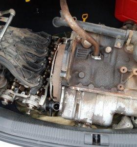 Двигатель шевроле лачети 1.6  Срочно!