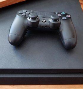 PS4 + Fifa18 + подписка до октября