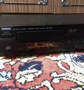 Yamaha CDX 480 CD проигрыватель