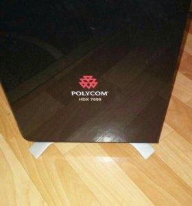 Видеоконференцсвязь Polycom hdx7000. Только блок.