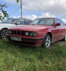 BMW e34 m20b25 разбор