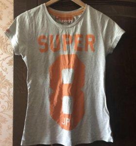 футболка на девочку