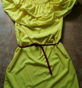 ✔Яркое летнее платье evona