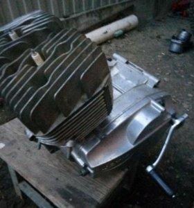 Двигатель на ява 638