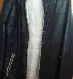 Двустороняя куртка 44-46