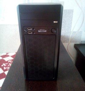 Системный блок Xeon X5450, 4gb, radeon 6670 1 gb