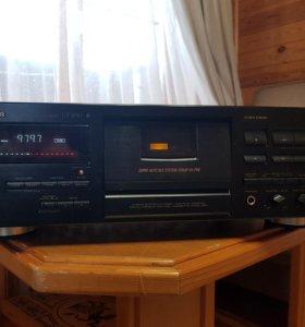 Pioneer CT-S710 Трехголовая кассетная дека Japan