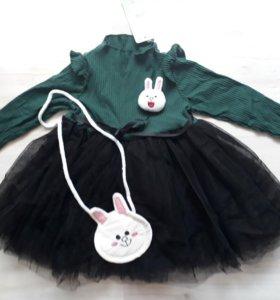 Платье новое 12М