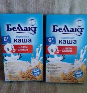 Каша Беллакт молочная