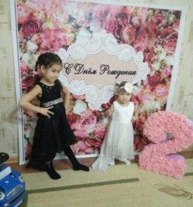 Баннер для девочки