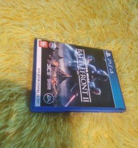 BATTLEFRONT 2/PS4