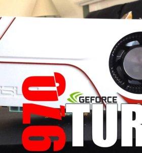 Видеокарта ASUS GTX970 TURBO 4gb