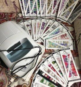 Термоплёнки для маникюра