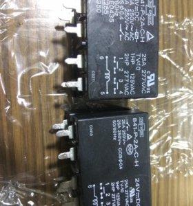 Реле 841-P-2A-C-H 24VDC Б/У