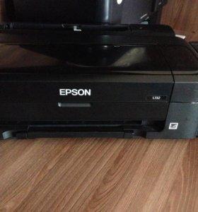 Принтер для сублимационной печать Epson l 132