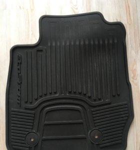 Коврик водительский Ford EcoSport