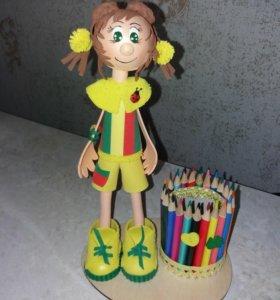 Куклы ручной работы и другое