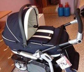 Детская коляска peg perego GT3 (3 в 1)