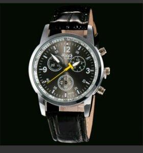 Новые мужские аналоговые наручные часы