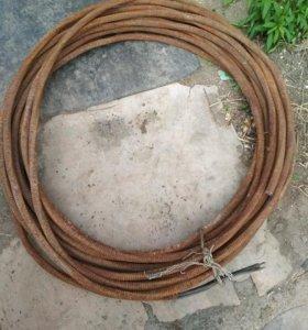 Медный кабель 30 метров +.3-х жильный
