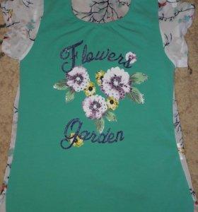 Туника-футболка 140-146