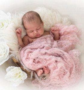 Фотосъемка новорождённых