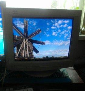 """Монитор 17"""", ViewSonic E70"""