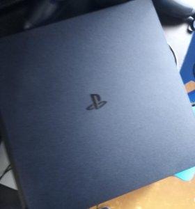 Продам или обменяю PlayStation 4 на скутер или пит