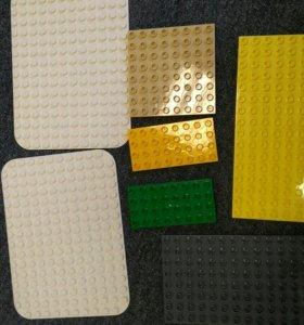 Платформы от Лего Дупло